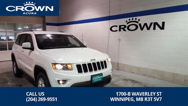 Pre-Owned 2016 Jeep Grand Cherokee Laredo **Trail Rated 4x4 ** Low Kms **