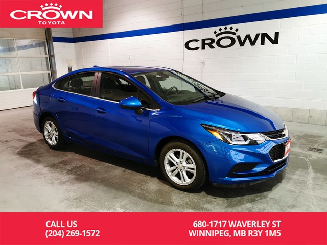 Pre-Owned 2018 Chevrolet Cruze LT / Clean Carproof / Low Kms / One Owner / Local / Great Condition