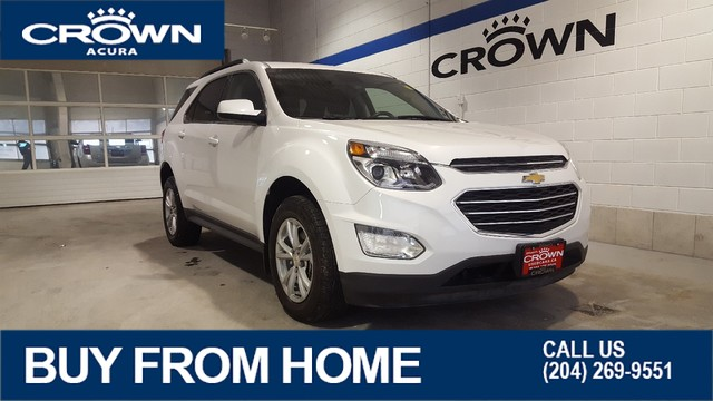 Pre-Owned 2017 Chevrolet Equinox LT 1LT AWD **Low Kms** **Sunroof**