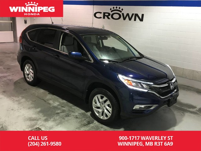 Certified Pre-Owned 2016 Honda CR-V Certified/AWD/SE/Bluetooth/Heated seats