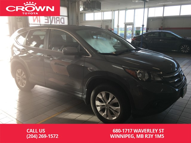Pre-Owned 2014 Honda CR-V EX-L / Local / Low Kms / Leather / Great Conditon  AWD 5dr EX-L AWD