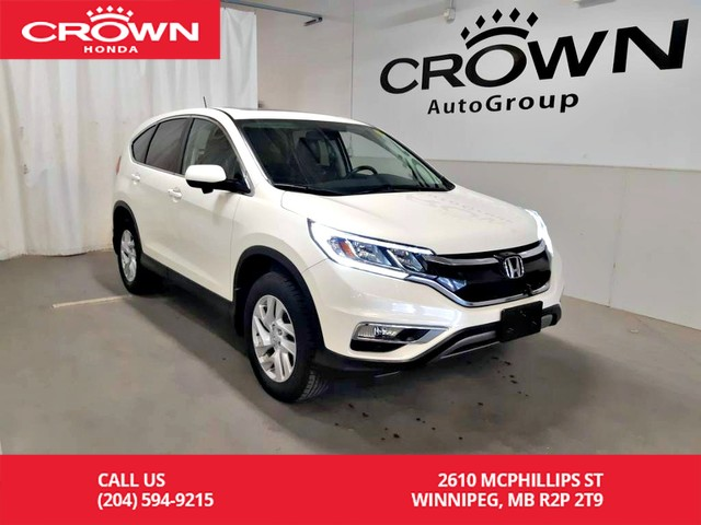 Certified Pre-Owned 2015 Honda CR-V EX-L/AWD/ ONE OWNER/LOW KMS/ ECON MODE/ BACK UP CAM/ PUSH START