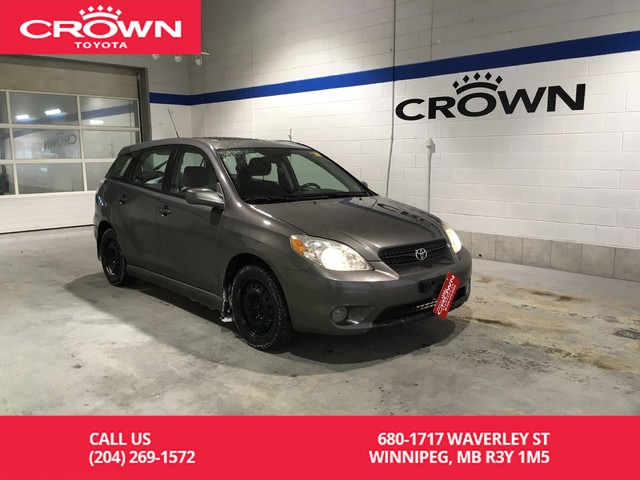 Pre-Owned 2005 Toyota Matrix XR Auto / One Owner / Great Value