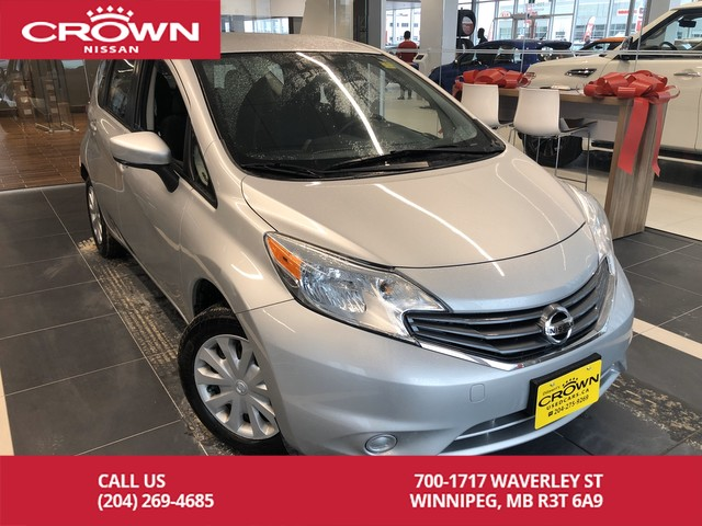 Pre-Owned 2015 Nissan Versa Note SV *Bluetooth/Backup Camera*