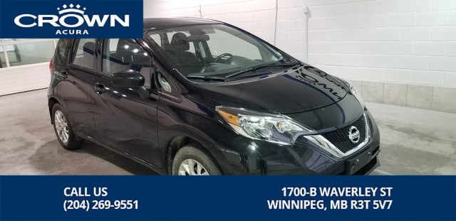 Pre-Owned 2018 Nissan Versa Note SV ** No Accidents ** Backup Camera **