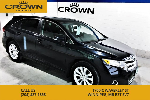 Pre-Owned 2015 Toyota Venza XLE AWD **Navigation** Heated Leather Seats** Panoramic Moonroof