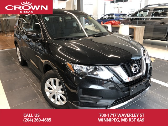 Pre-Owned 2017 Nissan Rogue S FWD *Bluetooth/Backup Camera/Heats*