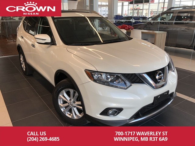 Pre-Owned 2016 Nissan Rogue SV MOONROOF AWD *Clean CarFax/Bluetooth/Backup Cam*
