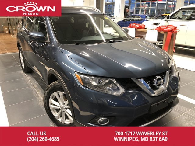 Pre-Owned 2016 Nissan Rogue SV AWD *Bluetooth/Backup Camera*