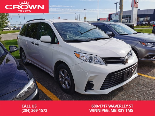 Pre-Owned 2018 Toyota Sienna 7 Pass FWD/ BC vehicle / Clean Carproof / Great Condition / Toyota Safety Sense