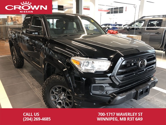 Pre-Owned 2018 Toyota Tacoma 4x2 Access Cab SR+ *Accident Free/Bluetooth/Backup Cam*