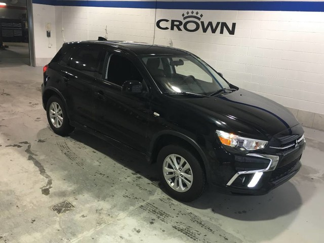Pre-Owned 2019 Mitsubishi RVR SE AWC / Bluetooth / Heated seats / Rear view camera
