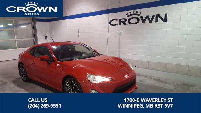 Pre-Owned 2013 Scion FR-S Manual **Includes Winter Tires**