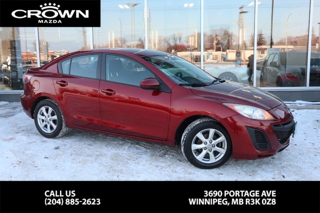 Pre-Owned 2011 Mazda3 GX **Low KM/We Have Service History**