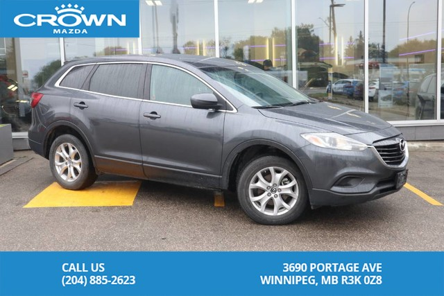 Pre-Owned 2015 Mazda CX-9 GS **Low KM/Lease Return/One Owner**