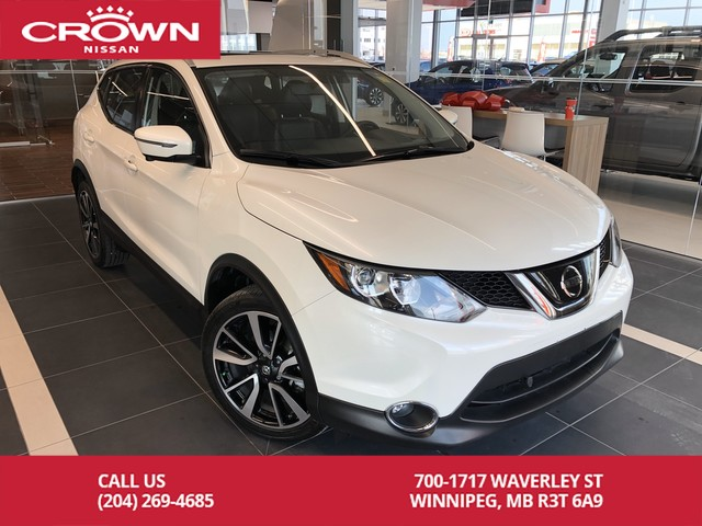 Pre-Owned 2018 Nissan Qashqai SL AWD *Accident Free/Remote Starter/Bluetooth*