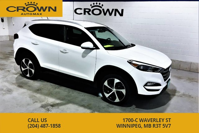 Pre-Owned 2016 Hyundai Tucson Premium w/HSW ** Crown Clearance Special**