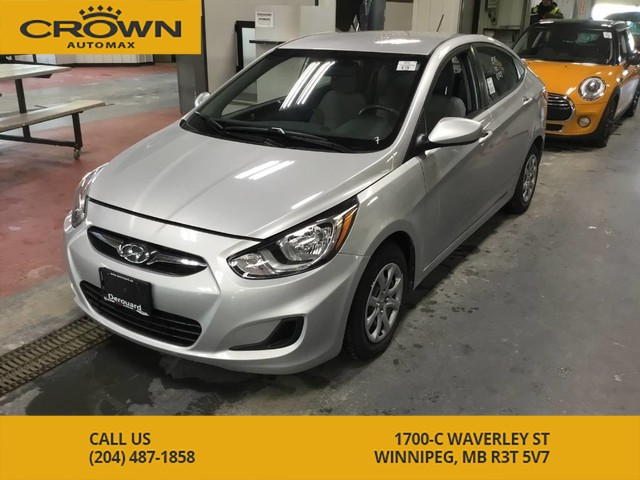 Pre-Owned 2012 Hyundai Accent L **Power Windows** Great on Gas***