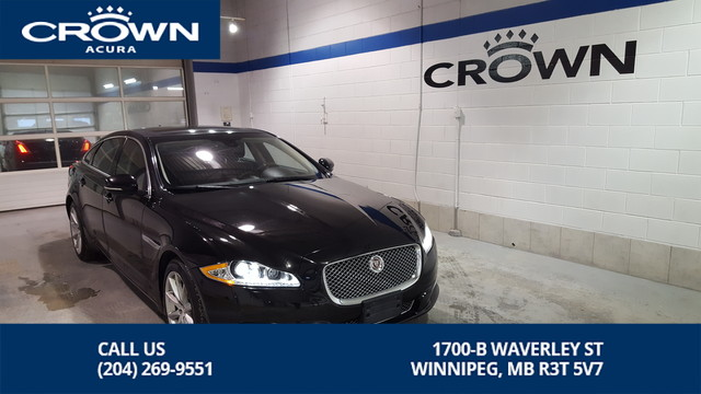Pre-Owned 2014 Jaguar XJ XJL Portfolio ** Massaging Seats** Navigation** All Wheel Drive**