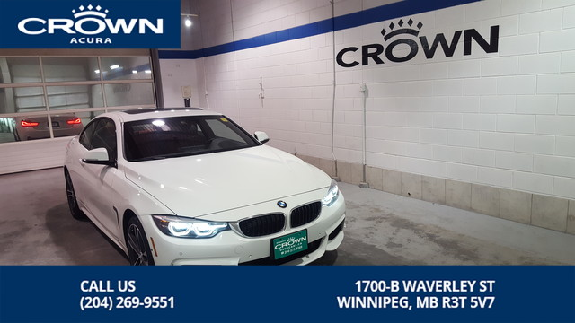 Pre-Owned 2019 BMW 4 Series 440i XDrive **M Performance Package 1 & 2 ** Enhanced Premium Package**