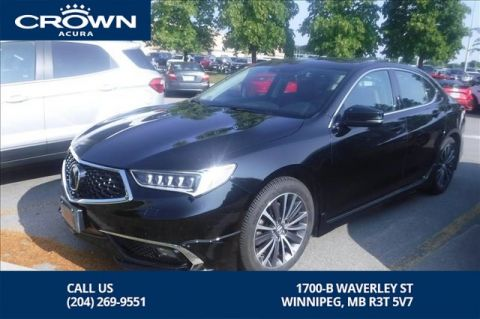 Certified Pre-Owned 2018 Acura TLX Elite SH-AWD **Lease Available** Includes 7 Year Certified Warranty**