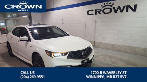 Pre-Owned 2019 Acura TLX Elite A-Spec SH-AWD **Red 2 Tone Interior** Executive Demo** Save Thousands Off New**