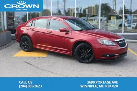 Pre-Owned 2013 Chrysler 200 4dr Sdn S