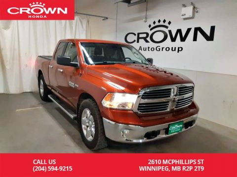 Pre-Owned 2013 Ram 1500 4WD SLT/ bluetooth/back up cam/ heated seats/ heated steering wheel