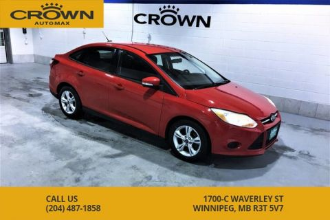 Pre-Owned 2013 Ford Focus SE Sedan **Low Kms** Bluetooth**