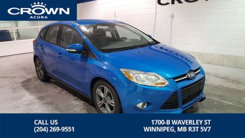 Pre-Owned 2014 Ford Focus 5dr HB SE