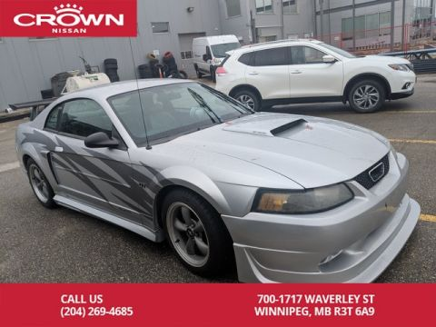 Pre-Owned 2001 Ford Mustang GT **V8/GT Model**