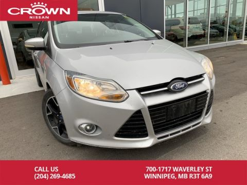 Pre-Owned 2012 Ford Focus SE *Accident Free/Bluetooth/Heated Seats*