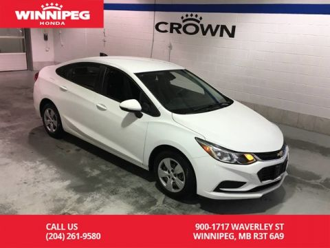Pre-Owned 2016 Chevrolet Cruze LS/Bluetooth/Cruise/