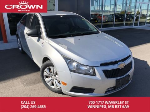 Pre-Owned 2012 Chevrolet Cruze 1LT *Bluetooth/Cruise Control*
