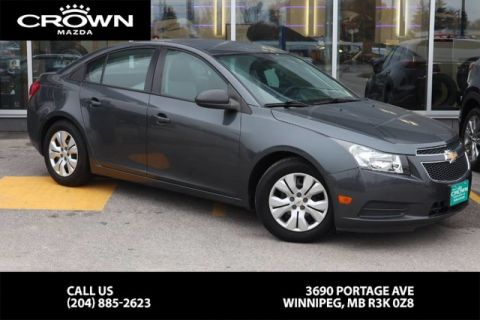Pre-Owned 2013 Chevrolet Cruze LS **Low Payments Available**