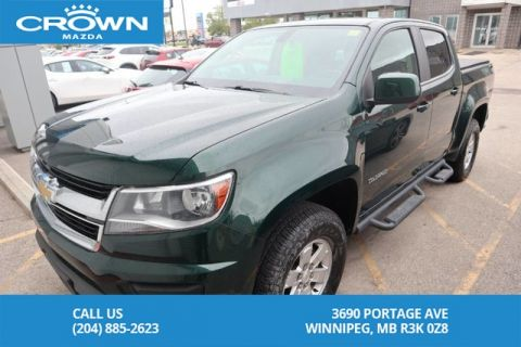 Pre-Owned 2015 Chevrolet Colorado Crew Cab WT **Accident Free**
