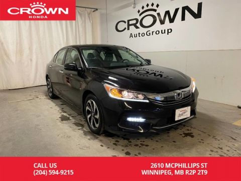 Pre-Owned 2017 Honda Accord Sedan 4dr I4 CVT SE/ ONE OWNER/ APPLE CARPLAY & ANDROID AUTO/ BACKUP CAMERA
