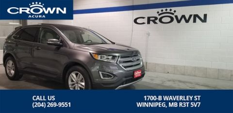 Pre-Owned 2017 Ford Edge SEL AWD ** Leather Seats** Navigation** Sunroof**
