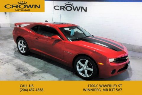 Pre-Owned 2011 Chevrolet Camaro 1LT **Brand New All Season Tires** Sunroof** Manual Transmission