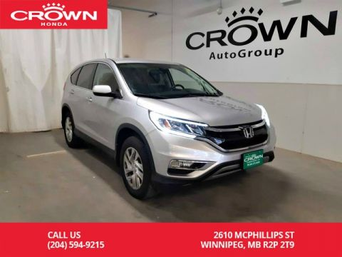 Certified Pre-Owned 2016 Honda CR-V SE/AWD/ ECON MODE/ HEATED SEATS/ LOW KMS/