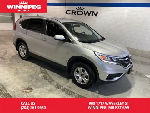 Pre-Owned 2015 Honda CR-V AWD / SE / Push button start / Heated seats / Rear view camera