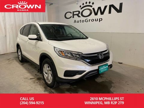 Pre-Owned 2015 Honda CR-V AWD 5dr SE/ ONE OWNER/ LOW KMS/ HEATED FRONT SEATS/ BACKUP CAMERA/ BLUETOOTH