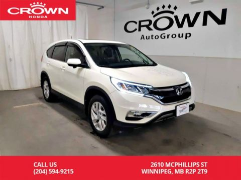 Certified Pre-Owned 2016 Honda CR-V EX/ONE OWNER LEASE RETURN/AWD/ 2-WAY REMOTE STAR/new rear brake pads/lane watch blind spot cam