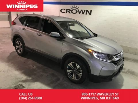 Certified Pre-Owned 2017 Honda CR-V Certified/LX 2WD/Heated seats/Rear view camera/Bluetooth