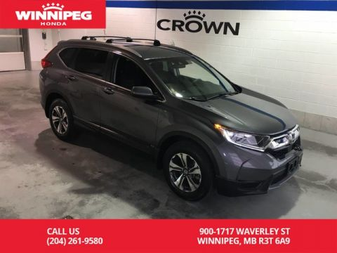 Certified Pre-Owned 2017 Honda CR-V Certified/LX/Bluetooth/Heated seats/Push button start