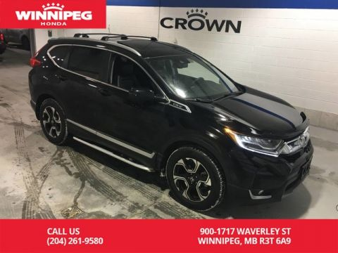 Certified Pre-Owned 2019 Honda CR-V Touring AWD