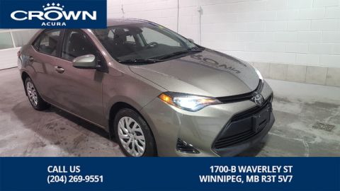 Pre-Owned 2018 Toyota Corolla LE ** No Accidents ** Backup Camera **