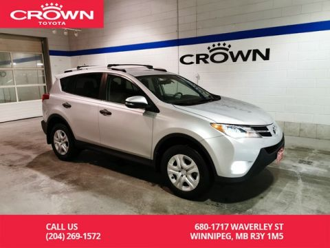 Pre-Owned 2013 Toyota RAV4 LE AWD Upgrade Pkg / Clean Carproof / Local / One Owner / Great Condition