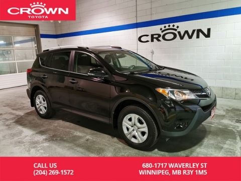 Pre-Owned 2013 Toyota RAV4 LE AWD Upgrade Pkg / One Owner / Local / Low Kms / Great Value
