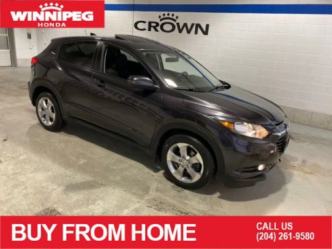 Certified Pre-Owned 2017 Honda HR-V EX / Certified / Heated seats / Rear view camera / Lane watch ca